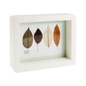 Photoframe 13x18 cm wooden white