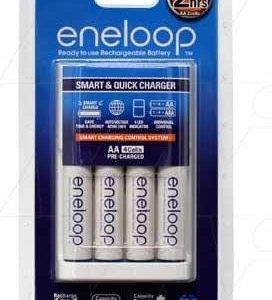 Charger Panasonic 4xAA ili 4xAAA batteries