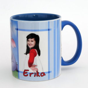 ceramic cup with your photo