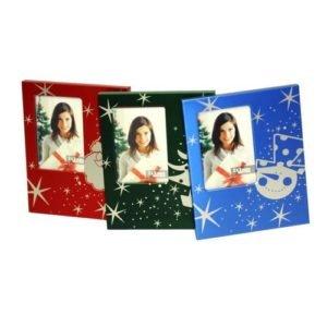 Božični okvir za fotografiju