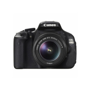 Canon EOS 600D + EF-s 18-55 DC kit DSLR