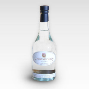Croatiabrandy LEVAK Lozovaca - grape brandy
