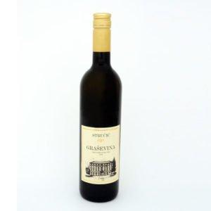 Graševina - quality wine 0,75L