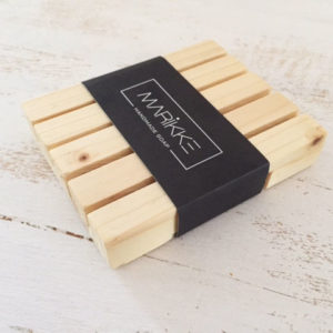 wooden tray for soap