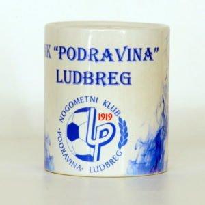 Ceramic money box - FC Podravina Ludbreg