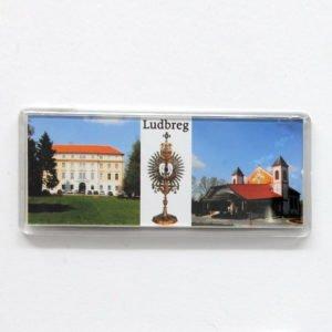 Magnet - simbols of Ludbreg