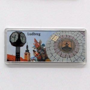 Magnet - simbols of Ludbreg II