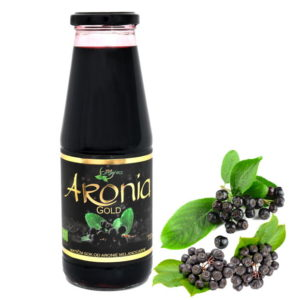 Identification juice of aronia