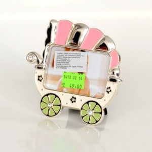 Kids frame - Kids cart - pink