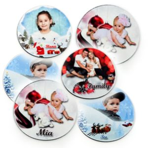 coaster with your photo