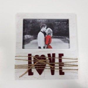 Photoframe Luana 10x15 cm wooden