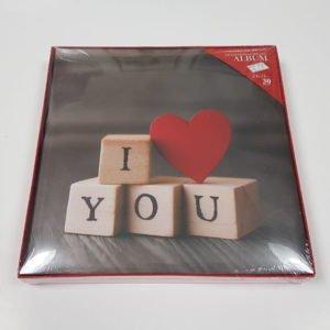 Album Valentine 24x24/30