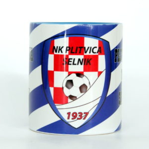 Color cup of Football club Plitvica Selnik