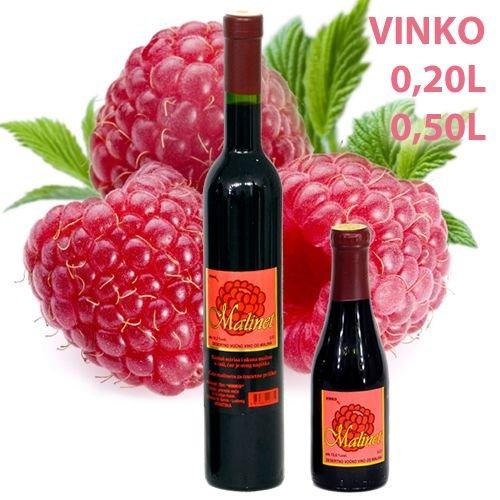 Malinet - desertno voćno vino