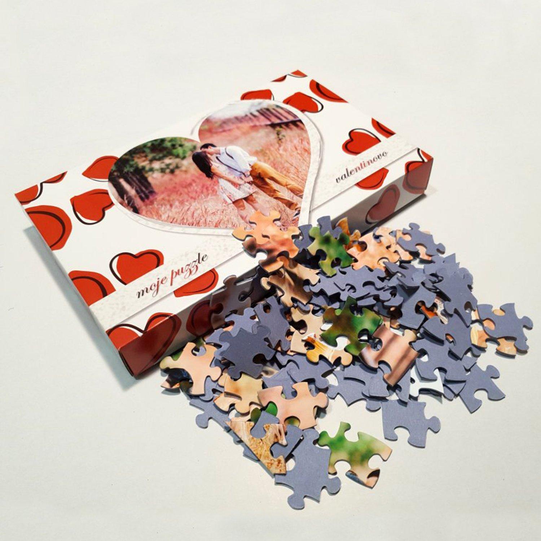 Puzzle Valentinovo