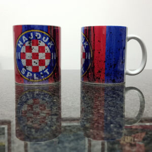 Šalica Hajduk Foto Novak